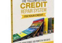 Yellow Letter Credit Repair e-cover