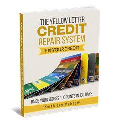 Yellow Letter Credit Repair System pic