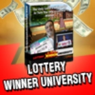 Lottery Winner University e-cover