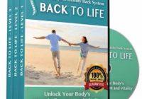Back To Life e-cover