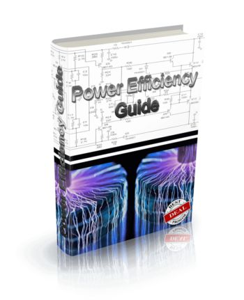 Power Efficiency Guide ebook cover