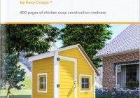 15 Easy DIY Chicken Coop Plans e-cover