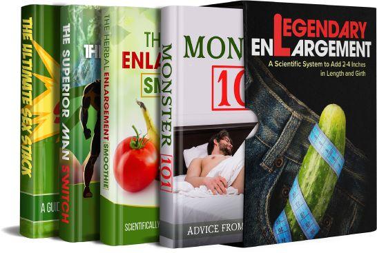 Legendary Enlargement e-cover