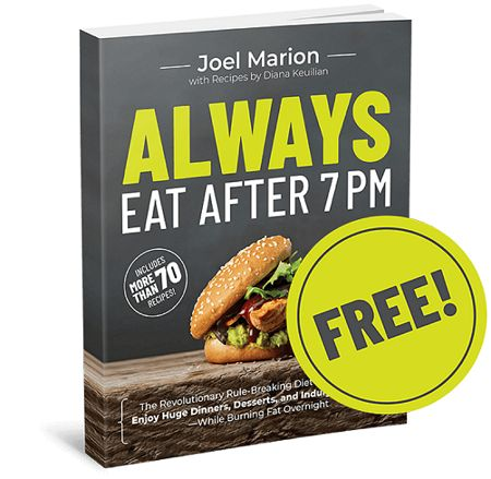Always Eat After 7 PM ebook cover