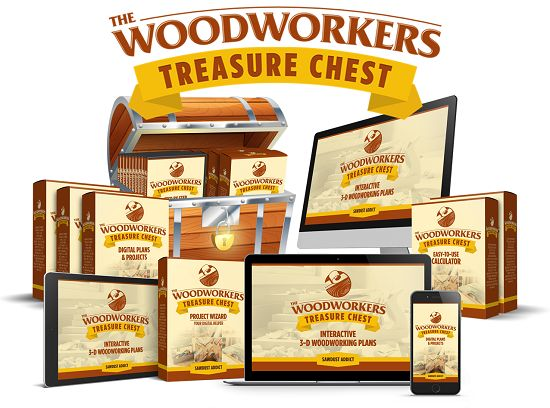 Woodworkers Treasure Chest PDF