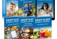 Deep Sleep Diabetes Remedy e-cover