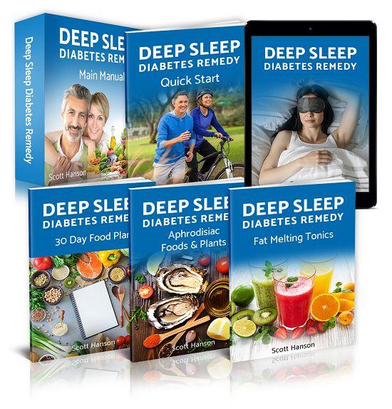 Deep Sleep Diabetes Remedy e-cover